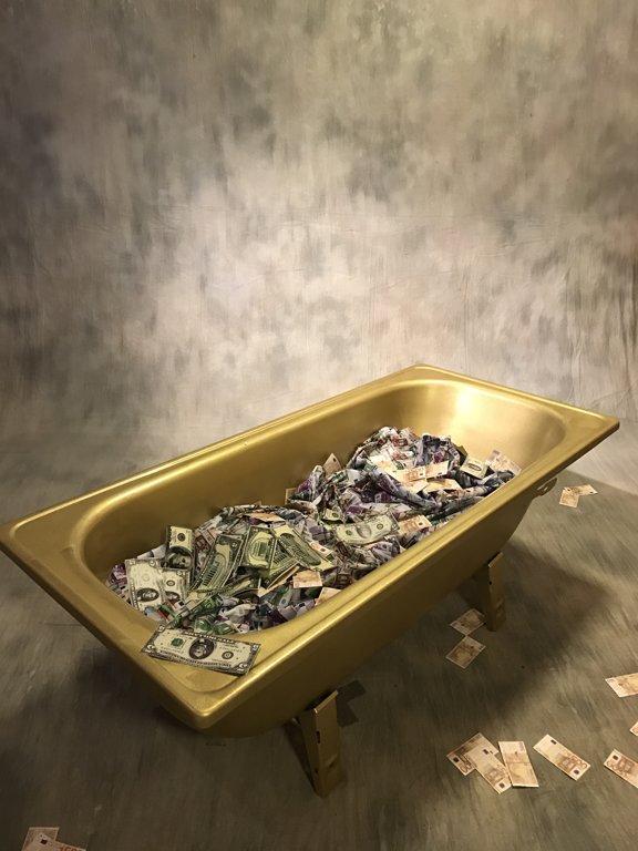 Zelta vannas noma
