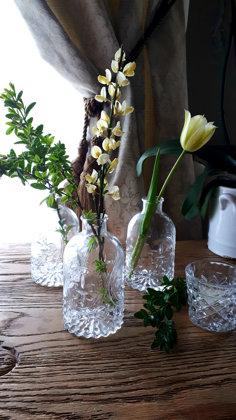 Vāzes, dekoratīvi trauki