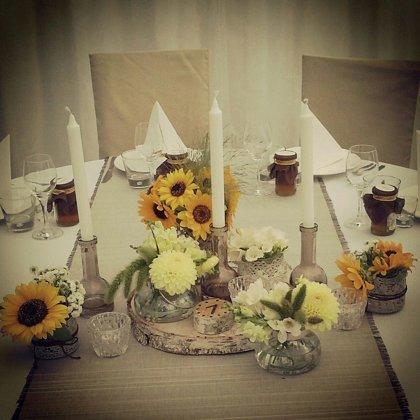 Rustic kāzas